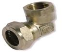 угол труба-внутренняя резьба никелированный BL25*1(F)N