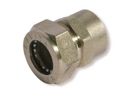 муфта труба-внутренняя резьба никелировання усиленная BIC25*3/4″(F)NHP